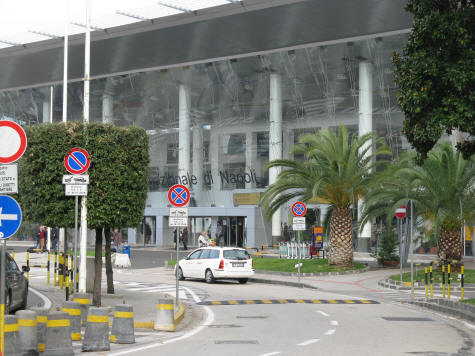 Hotels in Naples Airport (Capodichino Airport)
