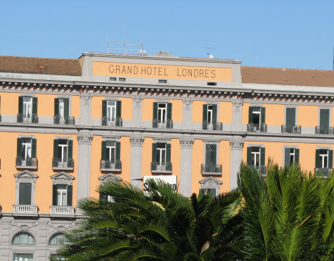Hotels in Naples City Centre, Italy