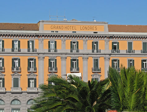 Hotels in Naples Italy